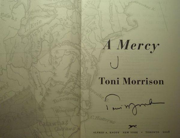 a mercy toni morrison full text