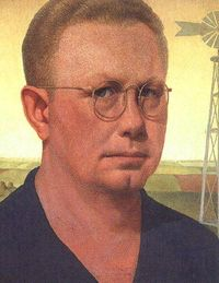 Grant-wood-self-portrait