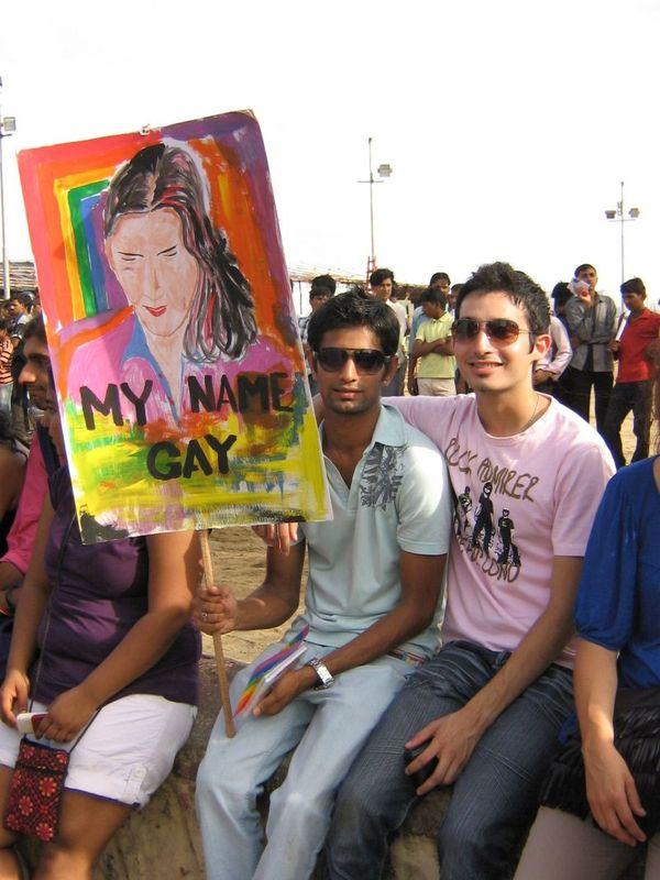 Bombay gay