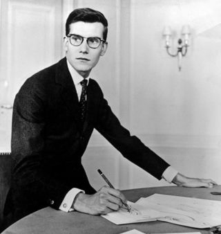 4fe10a10b73f Born August 1  Yves Saint Laurent - Band of Thebes