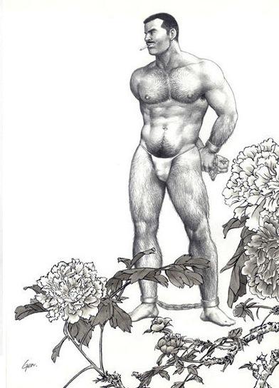 plan exhib gay gay male french